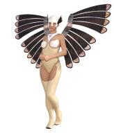 Angel Costume (gold)