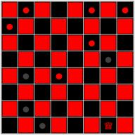 Checkers (Tensorflow)